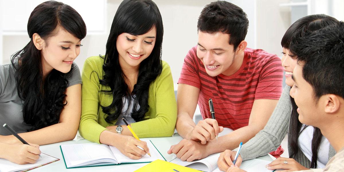 זוג לומד
